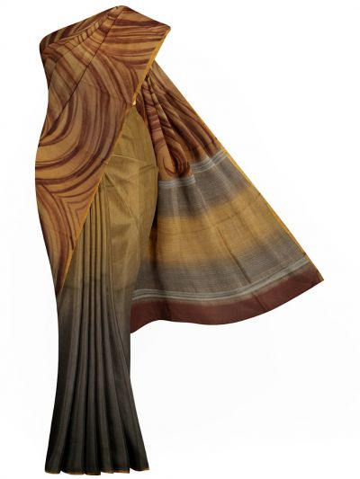 MFB5721270 - Pure Tussar Silk Saree