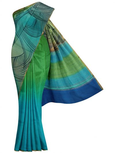 MFB5721280 - Exclusive Tussar Silk Saree