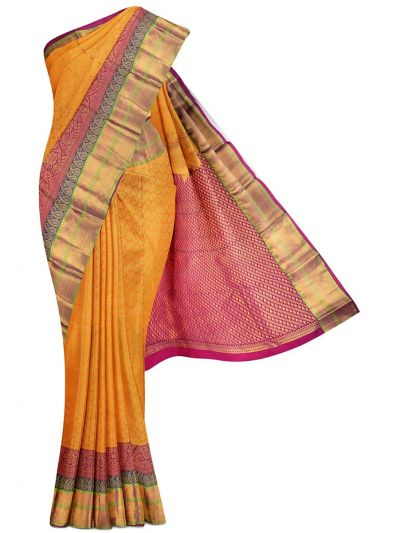 Bairavi Traditional Silk Saree - MFB5775671