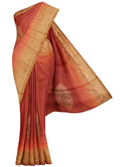 MFB6201002 - Fancy Jute Embroidery Saree