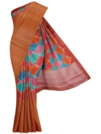 MFB6601246 - Soft Silk Saree