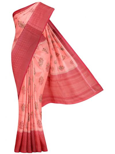 Sahithyam Exclusive Chiniya Soft Silk Saree - MFB6601247