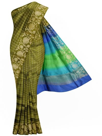 MFB7165079 - Dupion  Soft Silk Saree