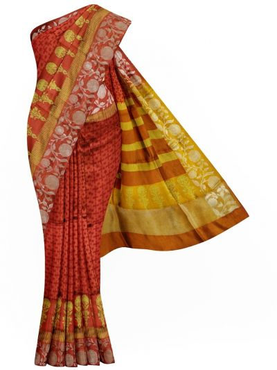 MFB7165091 - Dupion  Soft Silk Saree