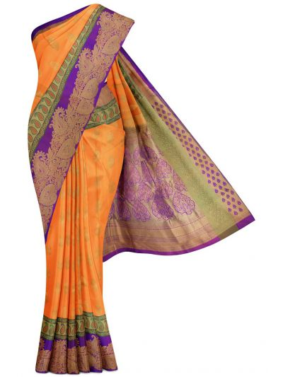 Bairavi Traditional Silk Saree - MGA7288707