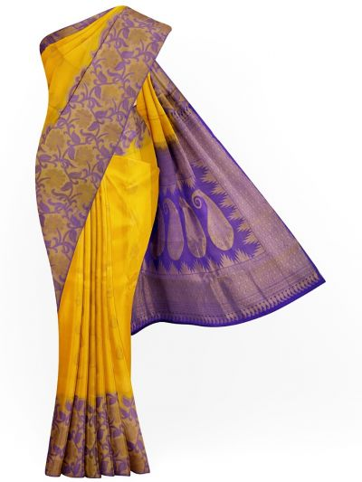 Bairavi Traditional Silk Saree - MGA7288710