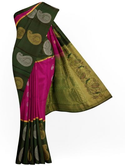 Bairavi Traditional Silk Saree - MGA7288712