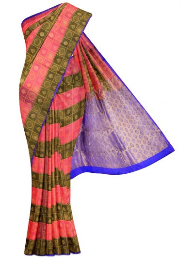 Bairavi Traditional Silk Saree - MGA7288718