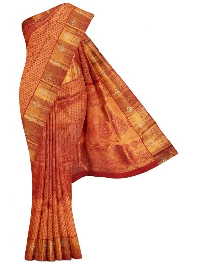 MGB8888955 - Vivaha Wedding Stone Work Silk Saree