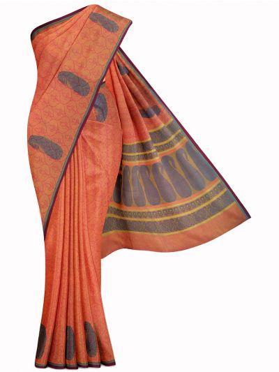 Deeksha Pure Negamam Kovai Cotton Saree - MGB8889766