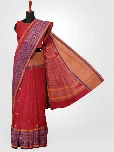 Deeksha Pure Kovai Cotton Saree - MGB8889790