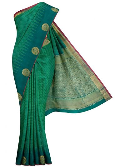 Vivaha Exclusive Wedding Kanchipuram Silk Saree - MGB9335890