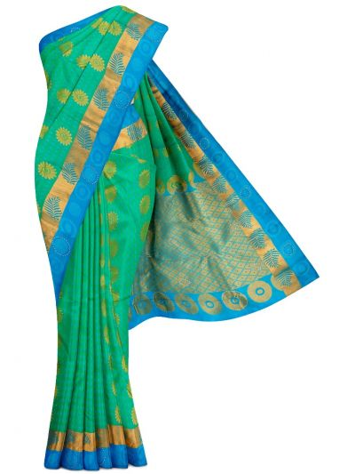 MGB9385266-Bairavi Traditional Stone Work Gift Silk Saree