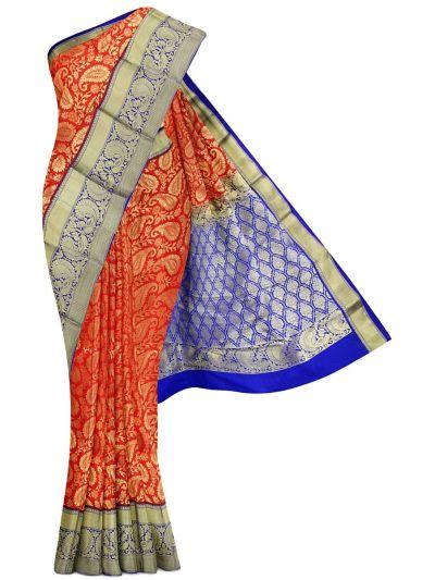 Bairavi Traditional Gift Silk Saree-MGB9496157