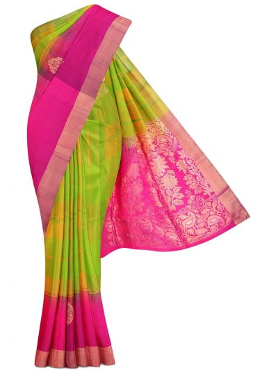 MGB9524514 - Soft Silk Saree