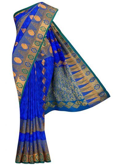 MGC0060566-Bairavi Traditional Stone Work Gift Silk Saree