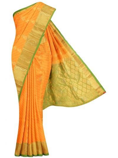 MGC0060602-Bairavi Traditional Stone Work Gift Silk Saree