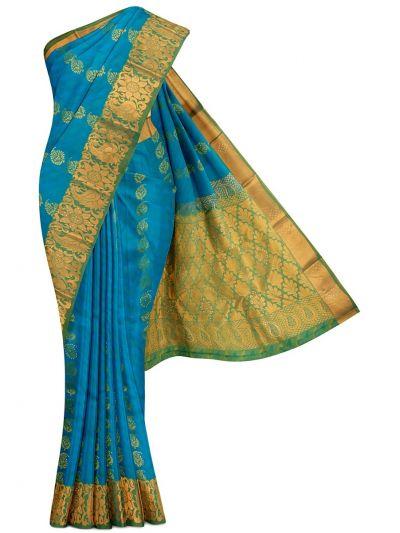 MGC0060624-Bairavi Traditional Stone Work Gift Silk Saree