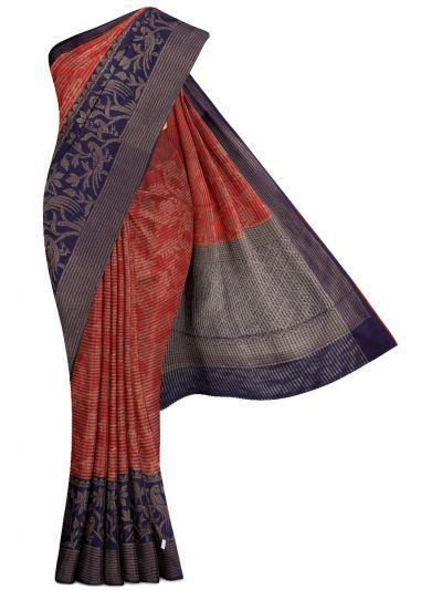 Kathana Fancy Chinniya Silk Saree - MGC0287063