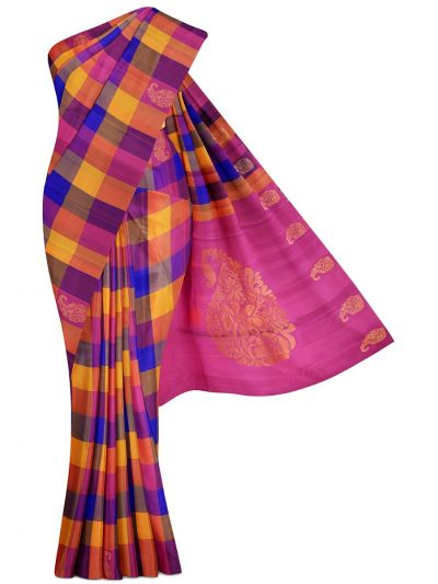 Vipanji Soft Silk Saree - MGC0412163