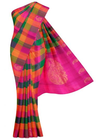 Vipanji Soft Silk Saree - MGC0412165