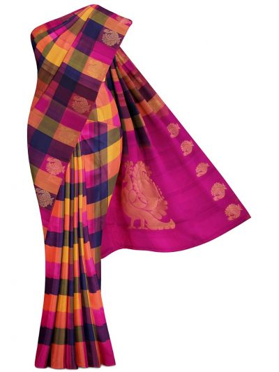 Vipanji Soft Silk Saree - MGC0412174