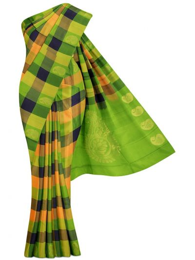 Vipanji Soft Silk Saree - MGC0412196