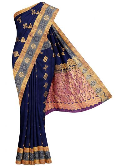 MGC0485842-Bairavi Traditional Stone Work Gift Silk Saree
