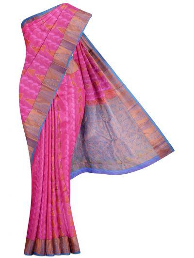 MGC0485850-Bairavi Traditional Stone Work Gift Silk Saree