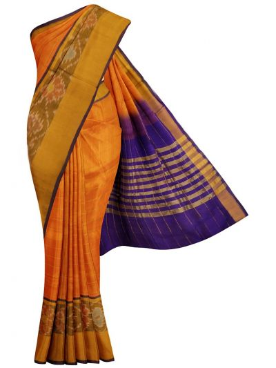 Chamelli Exclusive Arani Silk Cotton Saree - MGC9806318