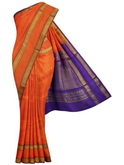 Chamelli Exclusive Arani Silk Cotton Saree - MGC9806325