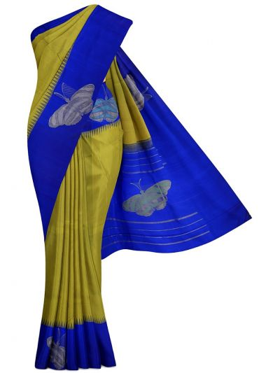 Vivaha Exclusive Kanchipuram Wedding Silk Saree - MGC9911312