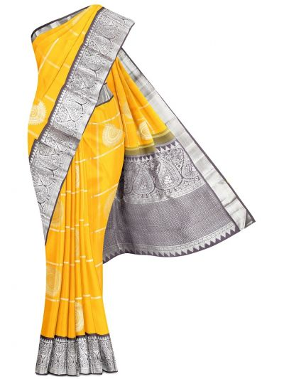MGC9911316-Vivaha Goddess Pure Kanchipuram Silk Saree