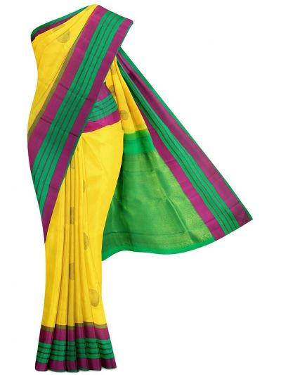 Vivaha Exclusive Kanchipuram Wedding Silk Saree - MGC9912091