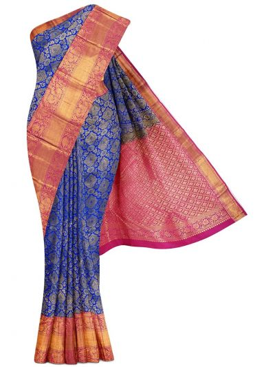 Bairavi Traditional Gift Silk Saree - MGD0685956