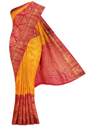 Bairavi Traditional Silk Saree - MGD0685969