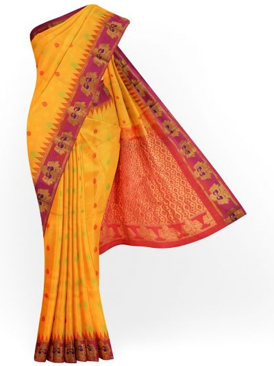 Bairavi Traditional Silk Saree - MGD0875731