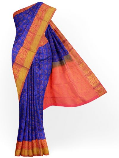 Bairavi Traditional Silk Saree - MGD0875743