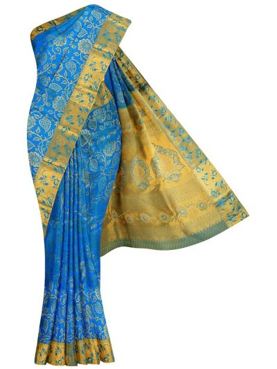 MGD0883102 - Vivaha Wedding Stonework Silk Saree