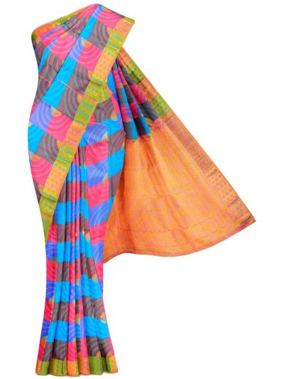 Bairavi Traditional Silk Saree - MGD0932950