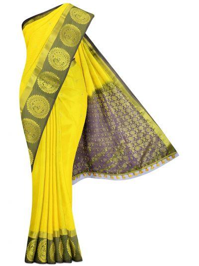 MGD0999873-Bairavi Gift Art Silk Stone Work Saree
