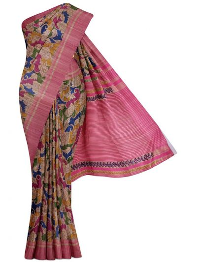 Kathana Exclusive Pure Jute Silk Saree - MGD1000615