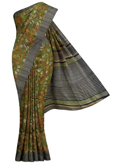 Kathana Exclusive Pure Jute Silk Saree - MGD1000626