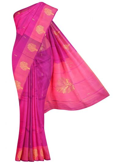 MGD1000950 - Vipanji Traditional Silk Saree