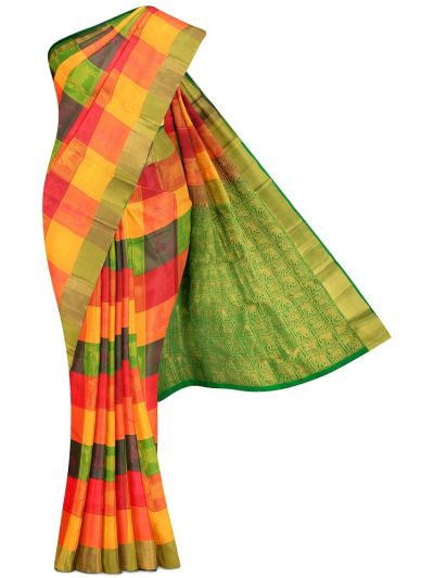 Bairavi Traditional Silk Saree - MHA1113790