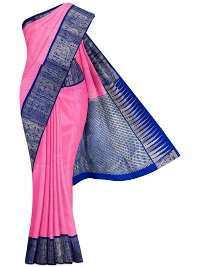 Bairavi Traditional Silk Saree - MHA1114135