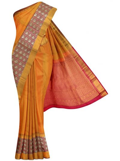 Bairavi Traditional Silk Saree - MHA1189081