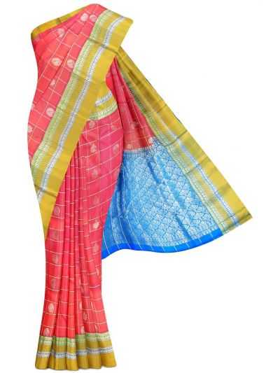Bairavi Traditional Silk Saree - MHA1194970