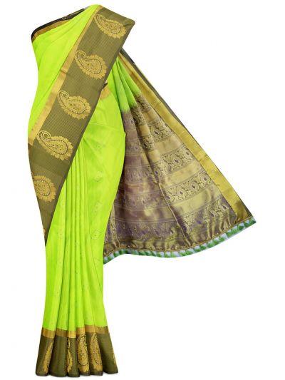 MHA1342965-Bairavi Gift Art Silk Stone Work Saree