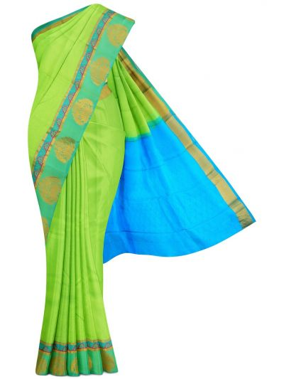 MHA1367379-Vipanji Traditional Silk Saree